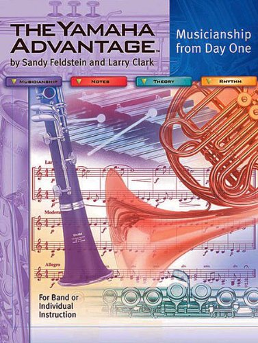 PT-YBM101-01 - The Yamaha Advantage - Conductor Score - Book 1