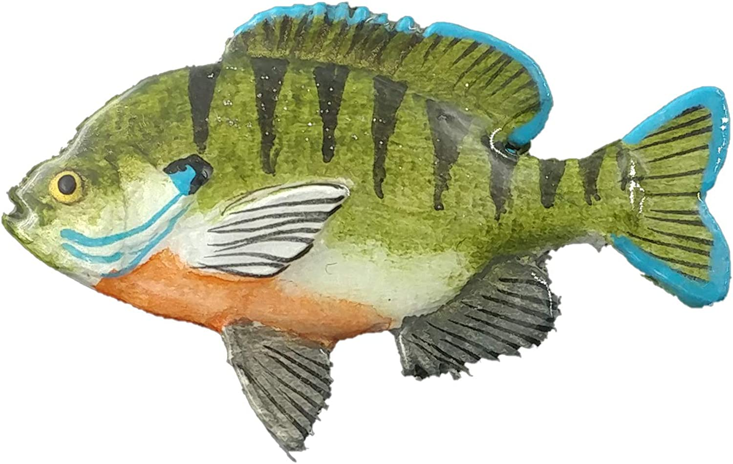 Creative Pewter Designs Bluegill Freshwater Handcrafted Max 81% store OFF