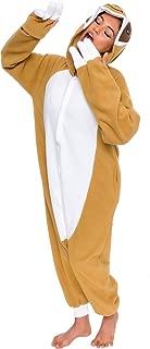 Unisex Adult Pajamas - Plush One Piece Cosplay Sloth Animal Costume