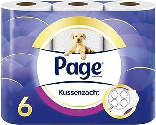 Page Kussenzacht, 6 Stuk