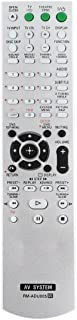Best ZdalaMit RM-ADU005 Replaced Remote fit for Sony DVD Home Theater System DAVDZ230 DAVHDX265 DAVHDX266 DAV-DZ630 HCD-DZ630 HCD-HDX265 HCD-HDX665 DAV-HDX266 HCD-HDX266 DAV-HDX267W DAV-HDX465 Review