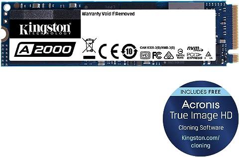 Kingston Technology M 2 Nvme Ssd