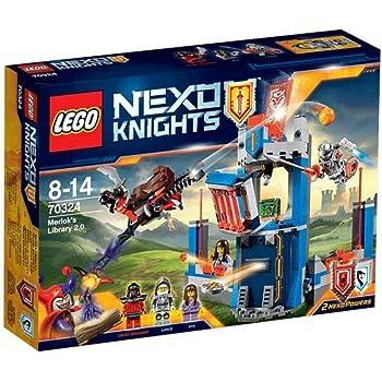 LEGO ® Nexo Knights ACCESSORI 1x libro dei inganno con contenuto 70314