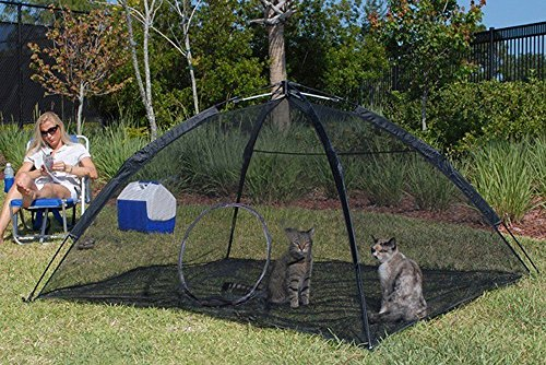 Generic ABO Gear Happy Habitat Cat Patio Outdoor Enclosure Cage