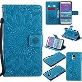 BoxTii Coque Galaxy Note 4, Etui en Cuir de Première Qualité [avec Gratuit...