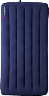 Caribee 5352 Air Bed Double Velour Air Bed, Blue