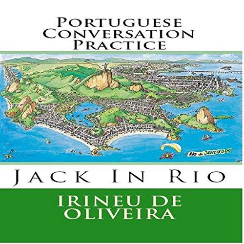 Portuguese Conversation Practice audiobook cover art