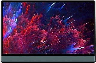 Monitor portátil, Baugger Monitor portátil, T13A 13,3 '' Monitor portátil com Hd 1080P IPS Painel de expansão de tela de s...
