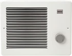 Broan-NuTone 170 Wall Heater, White Painted Grille, 500/1000 Watt 120 VAC