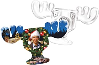 Aquarius Christmas Vacation Moose Mug & Collage 2 Sided 600 Pc Diecut Jigsaw Puzzle