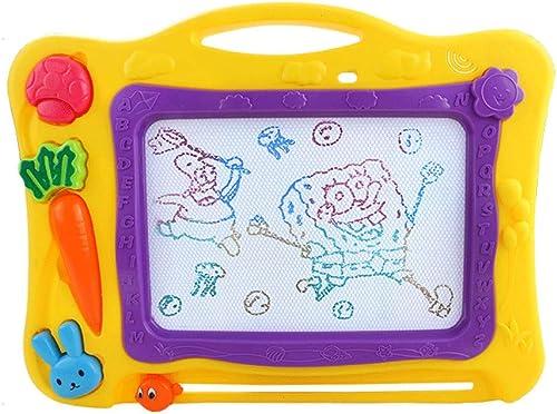bienvenido a comprar ZYN Puzzle Juguetes para para para Niños Aprender Tablero de Escritura Tablero de Dibujo magnético Grande Tablero de Graffiti Niño niña  Obtén lo ultimo