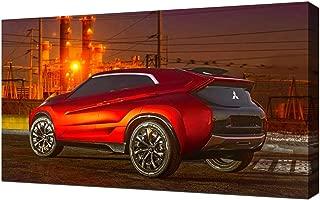 Lilarama USA 2014-Mitsubishi-XR-PHEV-Concept-V4 Canvas Art Print - Wall Art - Canvas Wrap