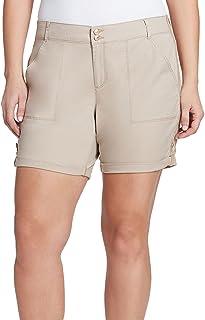 5336fd73c7e5d Amazon.com  Gloria Vanderbilt - Shorts   Clothing  Clothing