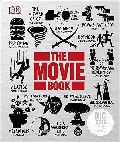 The Movie Book: Big Ideas Simply Explained (English Edition)