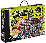 Lisciani Giochi- Kids Love Monsters Castello Stregato Gioco, Multicolore, 82711