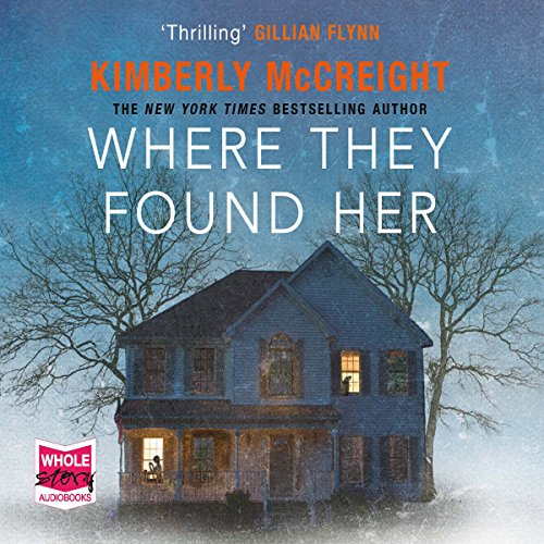 Couverture de Where They Found Her