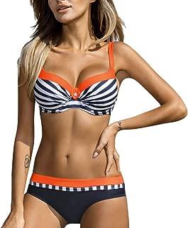 Big Sale! BBesty Womens Padded Push-up Bra Bikini Set Swimsuit Bathing Suit Swimwear Beachwear