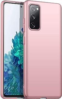 Galaxy S20 FE Case, EabHulie Ultra Thin Lightweight Hard PC Matte Finish Anti-Fingerprint Protective Case Cover for Samsun...