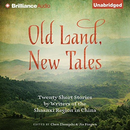 Old Land, New Tales audiobook cover art