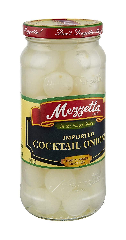 Mezzetta Onion Sml Quality inspection Ccktail outlet