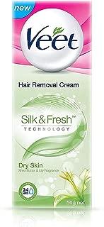 Veets Hair Removal Cream - 50 g (Dry Skin)