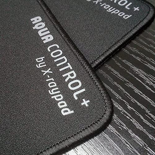 Aqua Control Plus Gaming Mouse Pad - Black (450x400x3mm)