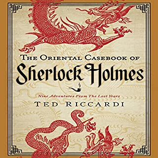 The Oriental Casebook of Sherlock Holmes cover art