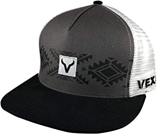 Baller Mesh Adjustable Snapback Hat (Maroon/Heather Grey/Black Mesh)
