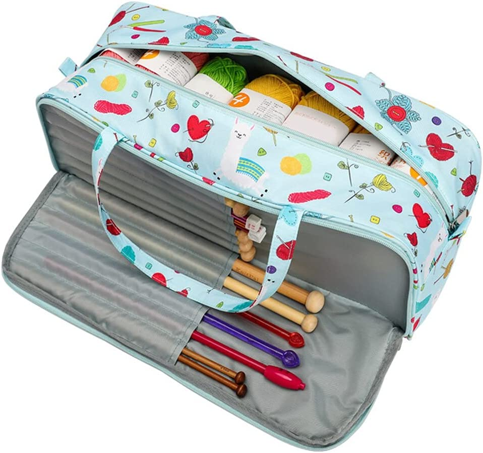 Yarn crochet storage Ranking TOP4 New product!! bag needle machin Sewing