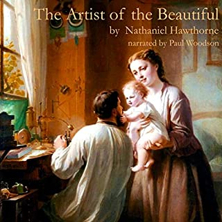The Artist of the Beautiful audiobook cover art