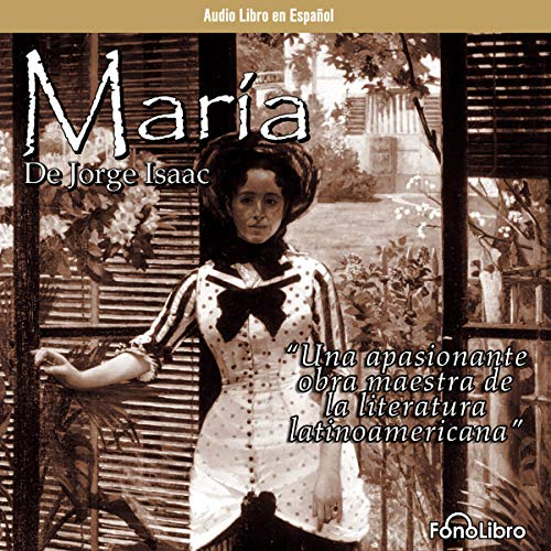 María [Mary] audiobook cover art