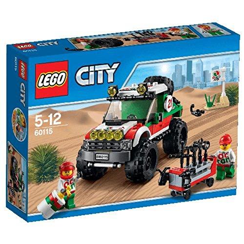 LEGO City 60115 - Allrad-Geländewagen