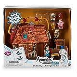 Oficial Disney Belleza & los Bestia Beldad Animadores Colección Micro Juego...