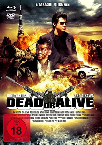 Dead or Alive (Special Edition Mediabook) [Blu-ray Disc + DVD]