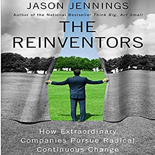 The Reinventors cover art