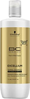 BC Bonacure EXCELLIUM Taming Shampoo with Q10+ Omega-3, 33.81-Ounce
