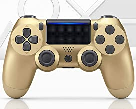 $26 » Wireless PS4 Controller, Bluetooth Gamepad for PS4/3/Pro/Slim/PC/Android Phone ,Upgraded Dual Vibration& JoyStick& Trigge...