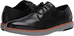 Black Leather w/ Grey Outsole
