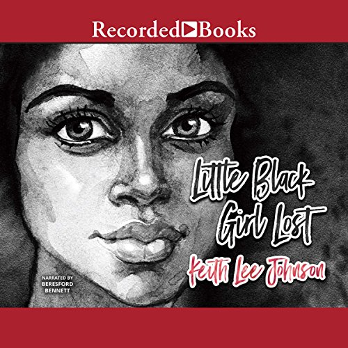 Little Black Girl Lost audiobook cover art