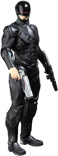 Venta en línea de descuento de fábrica RoboCop RoboCop RoboCop 12  Hablar figura de acción  RoboCop 3,0 negro  barato en línea