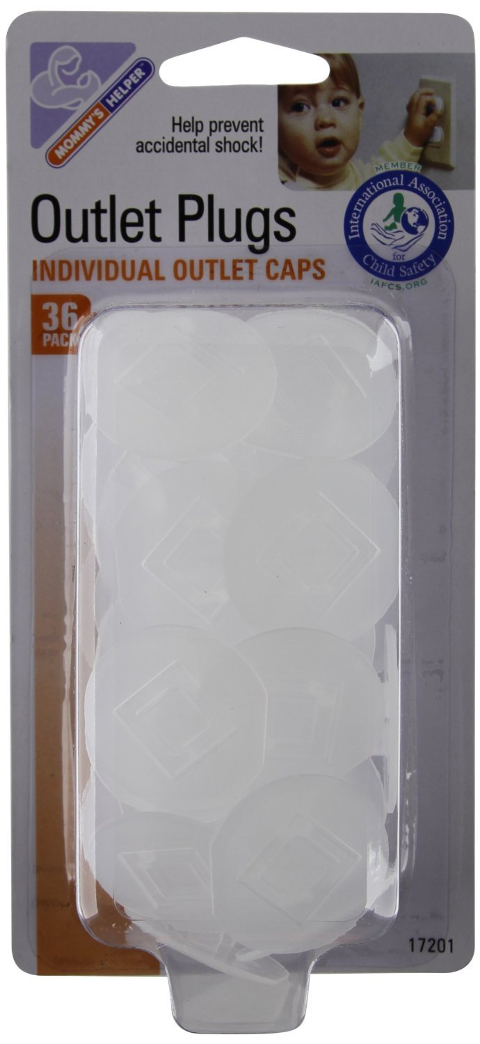 Mommy's Helper Outlet Plugs 130 Pack