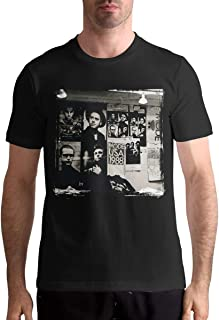 Depeche Mode 101 Man Fashionable and Breathable Short Sleeve T-Shirt