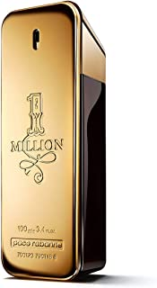 Paco Rabanne 1 Million توسط Paco Rabanne For Men Edt Spray 3.4 Oz