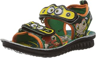 Foot Fun (from Liberty) Unisex Phantom-5 Green EVA Sandals and Floaters