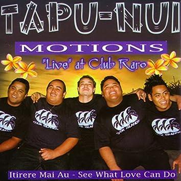 Live at Club Raro
