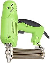 Pistola de Clavos eléctrica para clavadora eléctrica de madera Herramienta de clavado manual para muebles de madera