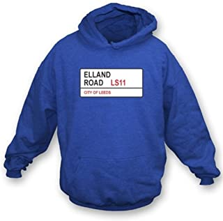 leeds united hoodie