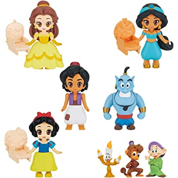Disney Pricot Poupee2 (10個入) 食玩・清涼菓子 (ディズニープリンセス)