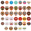 Coffee, Tea, and Hot Chocolate Variety Sampler Pack for Keurig K-Cup Brewers, 40 Count