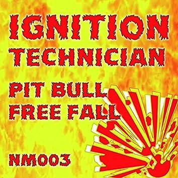 Pit Bull / Free Fall